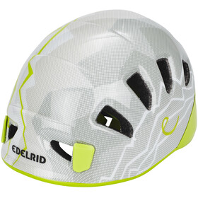 Edelrid Shield Lite - Casque - gris/blanc
